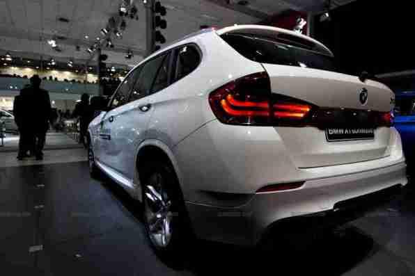 BMW Auto Expo 2012 India 17