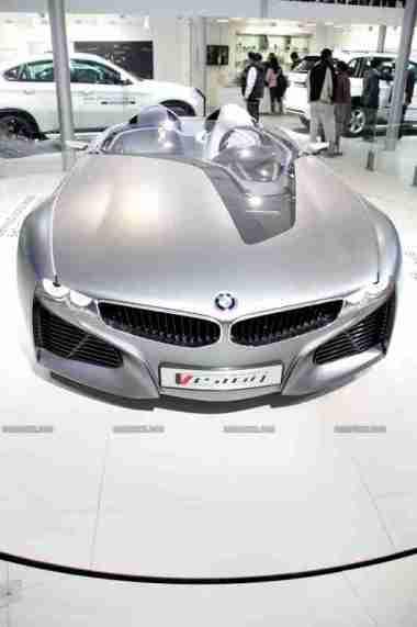 BMW Auto Expo 2012 India 30