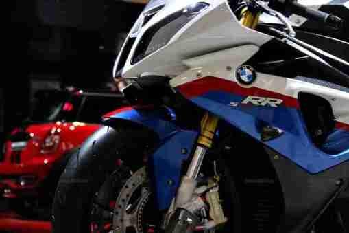 BMW Auto Expo 2012 India 34