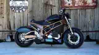 Brutus 2 Electric Motorcycle