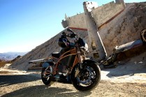 Brutus 2 Electric Motorcycle 09