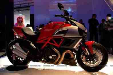 Ducati Auto Expo 2012 14