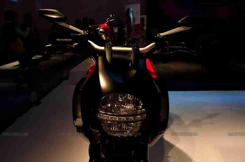 Ducati Auto Expo 2012 India 04