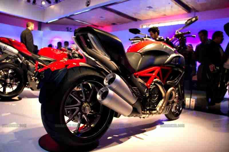 Ducati Auto Expo 2012 India 05