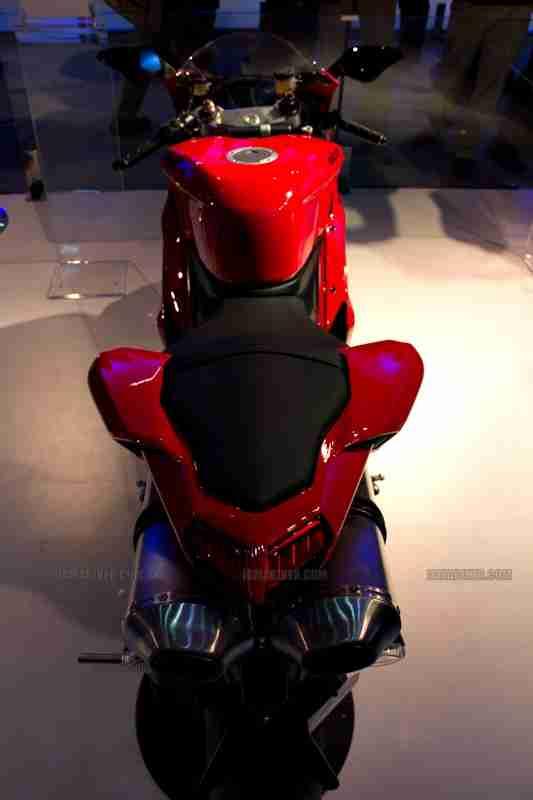 Ducati Auto Expo 2012 India 07