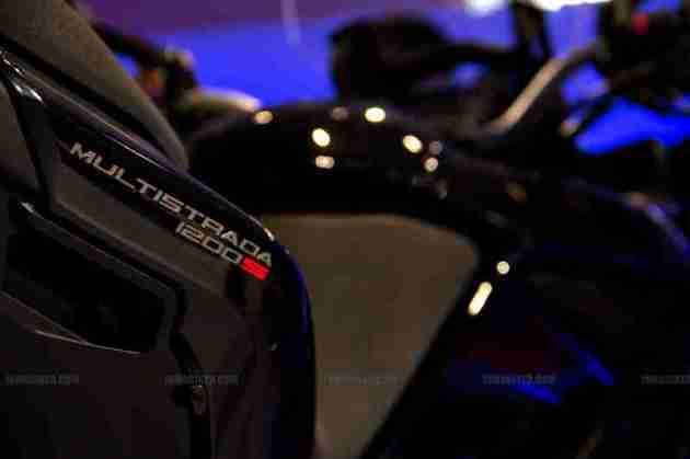Ducati Auto Expo 2012 India 09