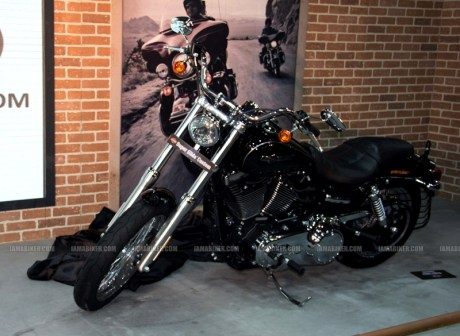 Harley Davidson Auto Expo 2012 Delhi
