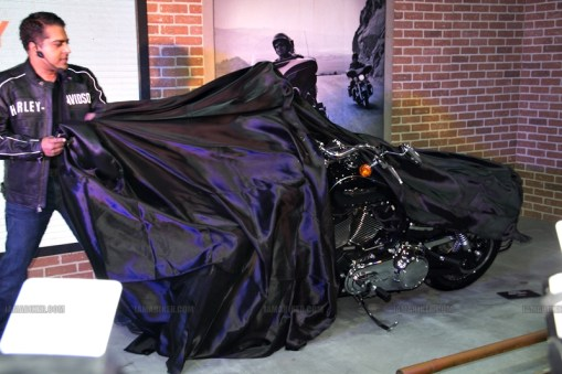 Harley Davidson Auto Expo 2012 India 03