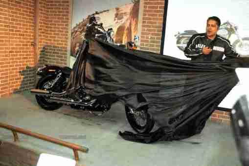Harley Davidson Auto Expo 2012 India 04