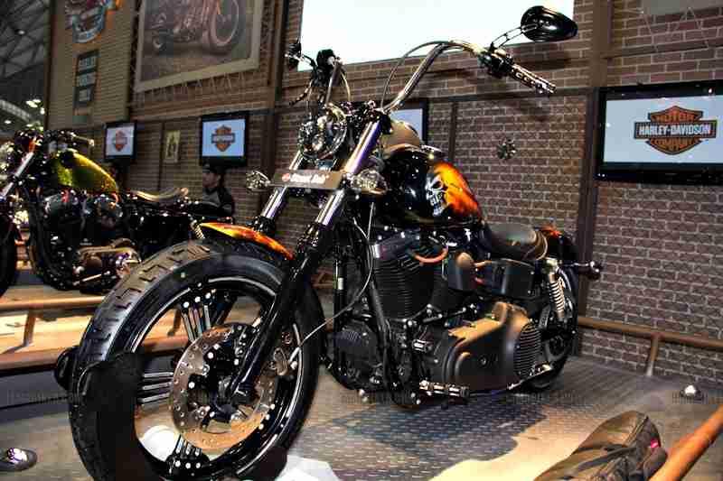 Harley Davidson Auto Expo 2012 India 08