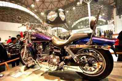 Harley Davidson Auto Expo 2012 India 28