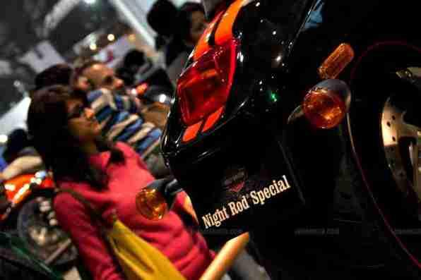 Harley Davidson Auto Expo 2012 India 39