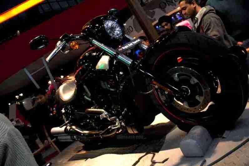 Harley Davidson Auto Expo 2012 India 40