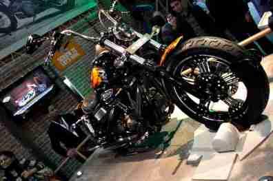 Harley Davidson Auto Expo 2012 India 44