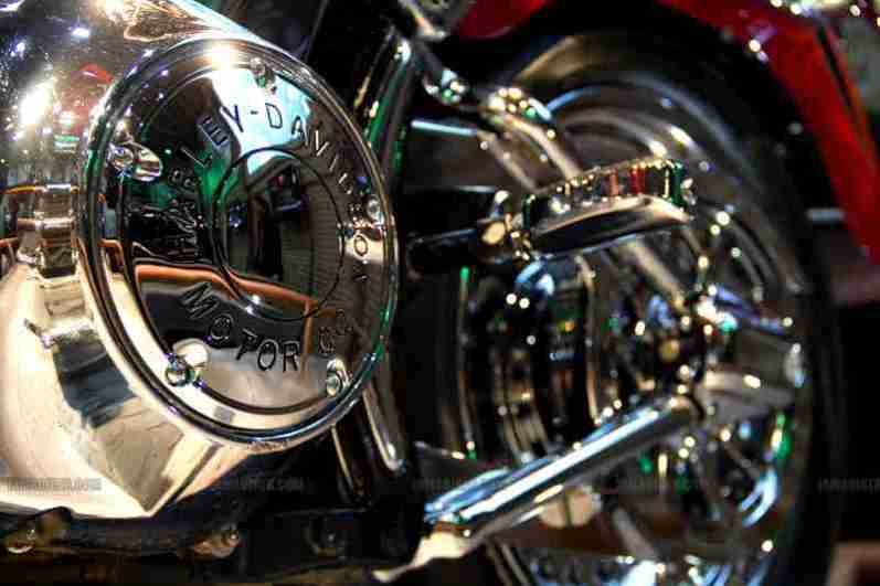Harley Davidson Auto Expo 2012 India 48