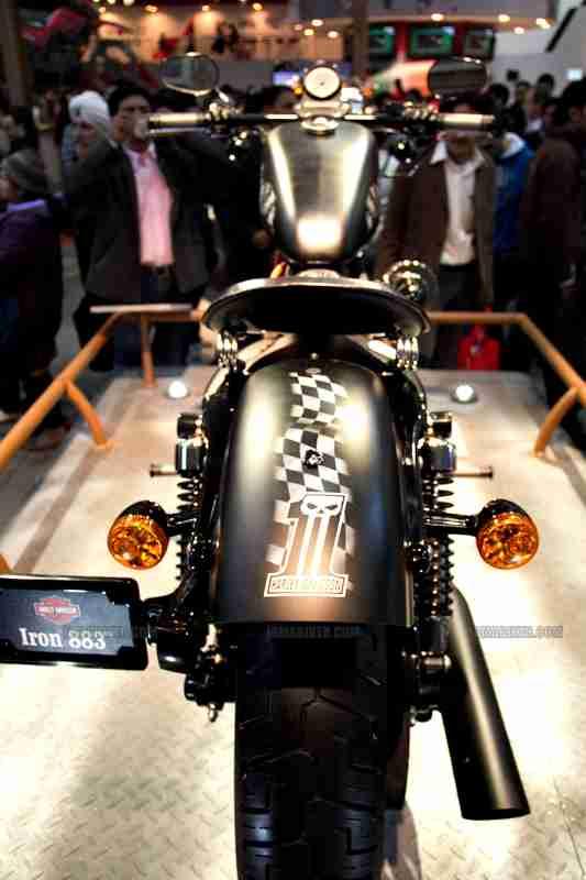 Harley Davidson Auto Expo 2012 India 52