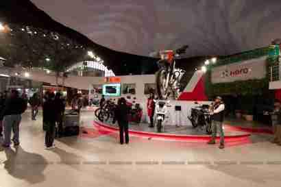 Hero Motocorp Auto Expo 2012 12