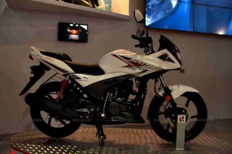 Hero Motocorp Auto Expo 2012 India 09