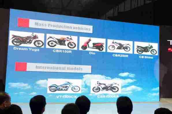 Honda Motorcycles Auto Expo 2012 India -12