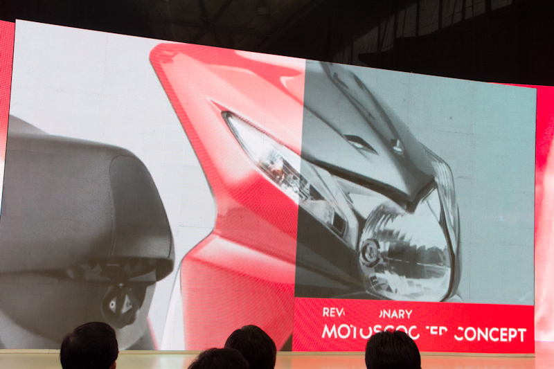 Honda Motorcycles Auto Expo 2012 India -14