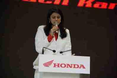 Honda Motorcycles Auto Expo 2012 India -2
