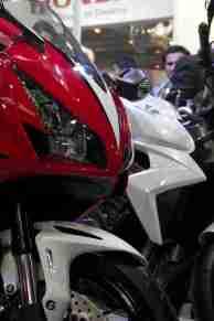 Honda Motorcycles Auto Expo 2012 India -39