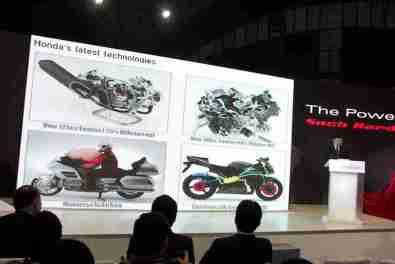 Honda Motorcycles Auto Expo 2012 India -5