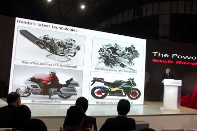 Honda Motorcycles Auto Expo 2012 India -5