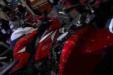 Honda Motorcycles Auto Expo 2012 India -50