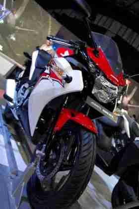 Honda Motorcycles Auto Expo 2012 India -58