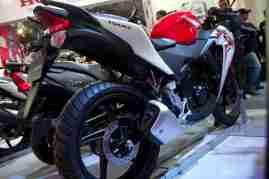 Honda Motorcycles Auto Expo 2012 India -61