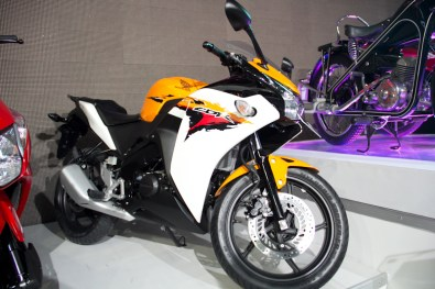 Honda Motorcycles Auto Expo 2012 India -66