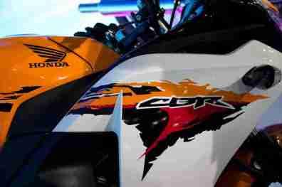 Honda Motorcycles Auto Expo 2012 India -68