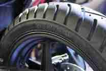 Honda CBR 150R Tyre Spec