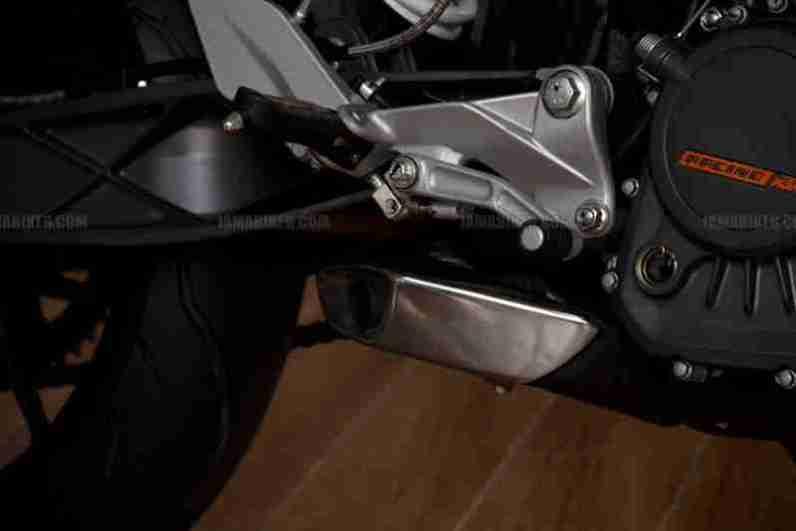 KTM Duke 200 05