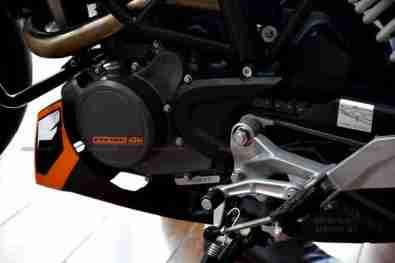 KTM Duke 200 09