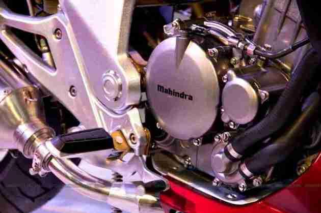 Mahindra 2 wheelers Auto Expo 2012 03