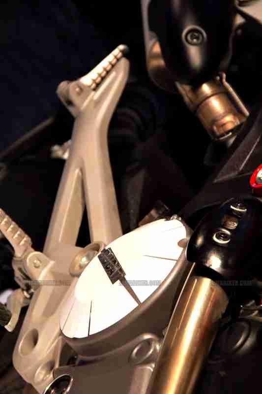 Monster 795 Ducati Auto Expo 2012 India 15