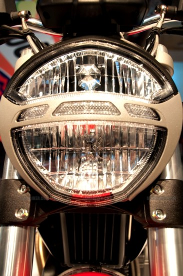 Monster 795 Ducati Auto Expo 2012 India 18