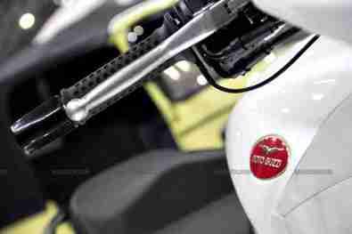 Moto Guzzi - Piaggio Auto Expo 2012 India 19
