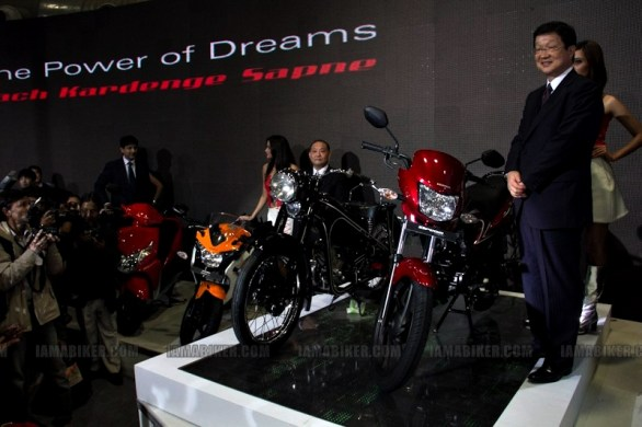 New Honda Dio and Dream Yuga