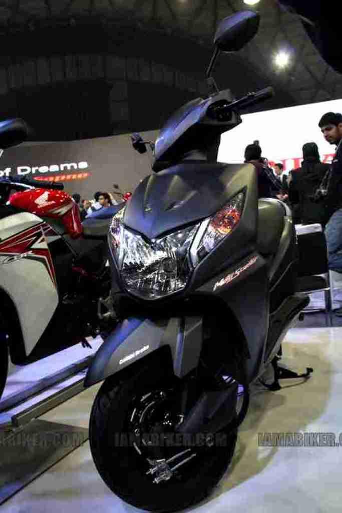 New Honda Dio and Dream Yuga 02