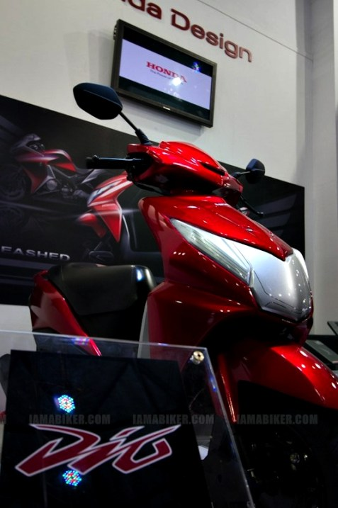 New Honda Dio and Dream Yuga 07