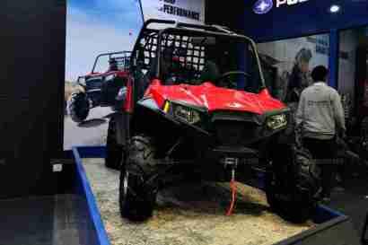 Polaris Auto Expo 2012 India 44