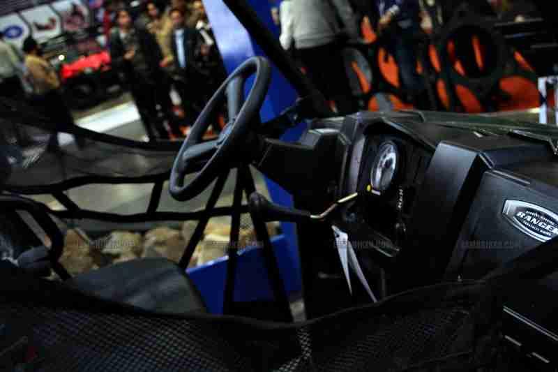 Polaris Auto Expo 2012 India 47