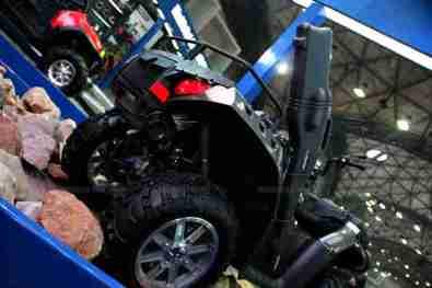 Polaris Auto Expo 2012 India 51
