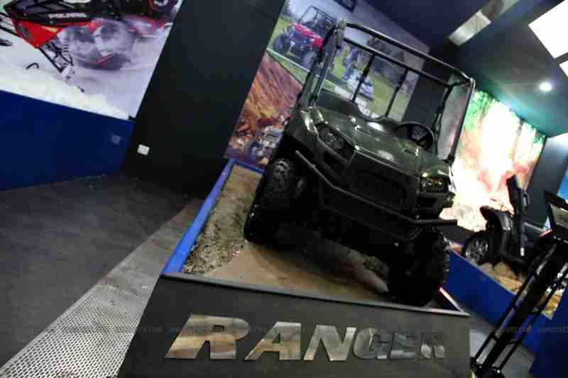 Polaris India Auto Expo 2012 08