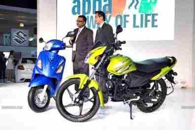 Suzuki Auto Expo 2012 India -22