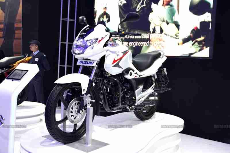Suzuki Auto Expo 2012 India -27