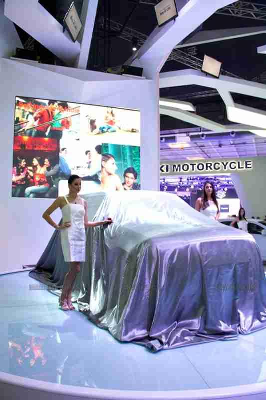 Suzuki Auto Expo 2012 India -3